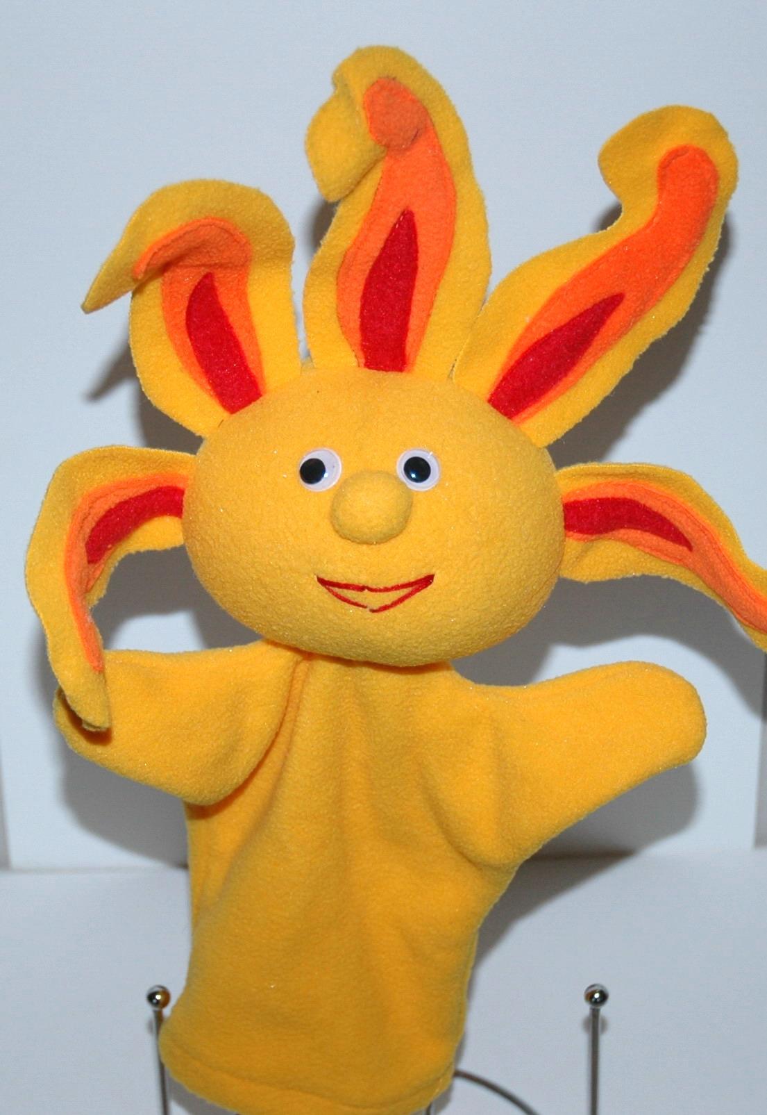 Кукла - солнышко