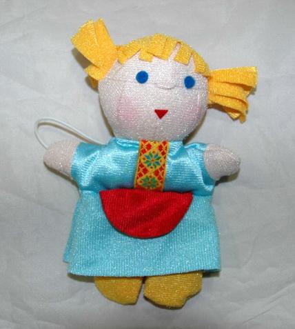 шагающая кукла девочка