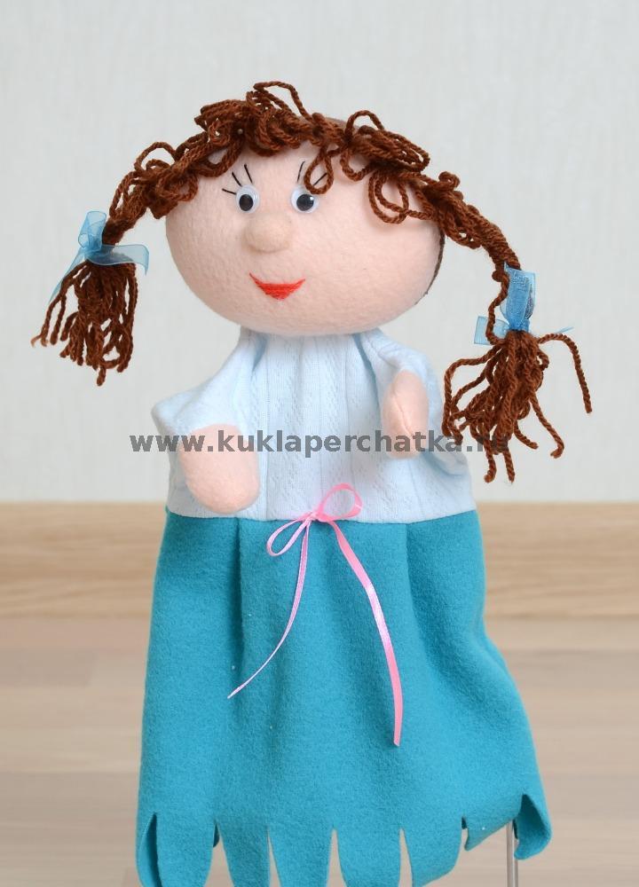 Как сделать куклы на руки