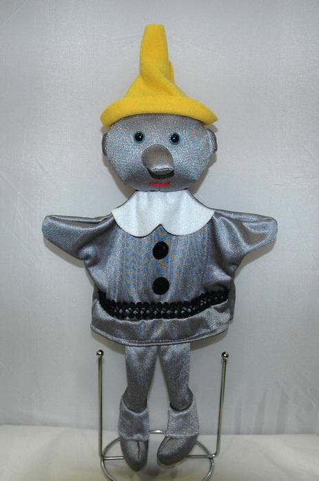 Дровосек кукла-перчатка би-ба-бо