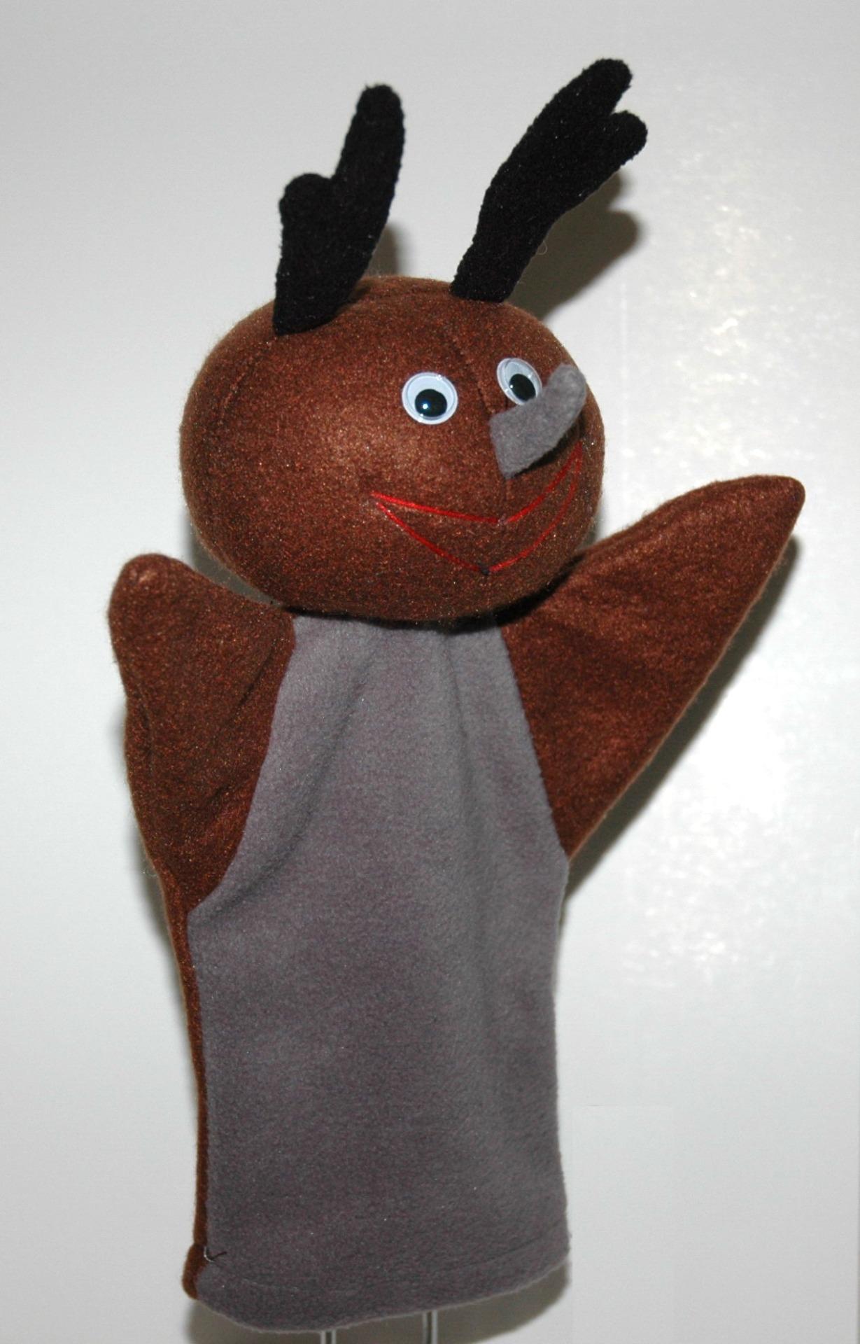 кукла-перчатка  Жук