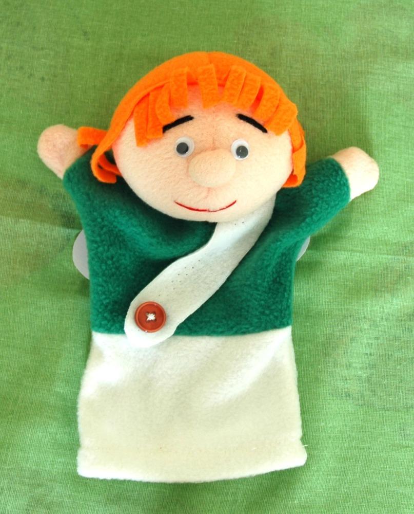 Карлсон кукла-перчатка