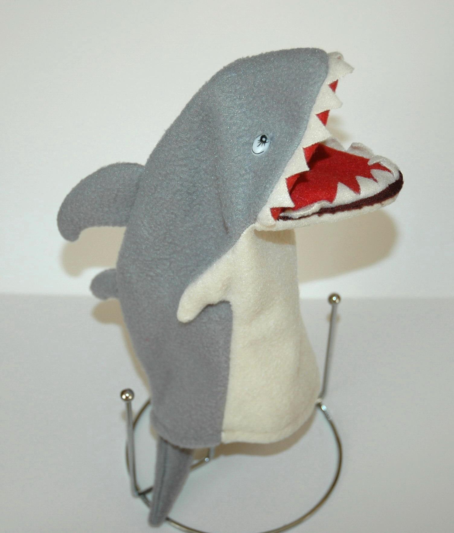 кукла акула