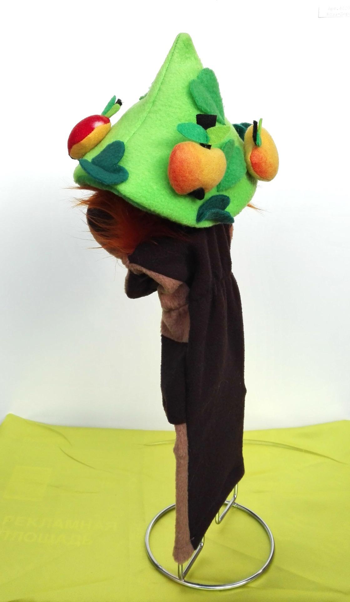 Дерево с открывающимся ртом кукла для кукольного театра маппет