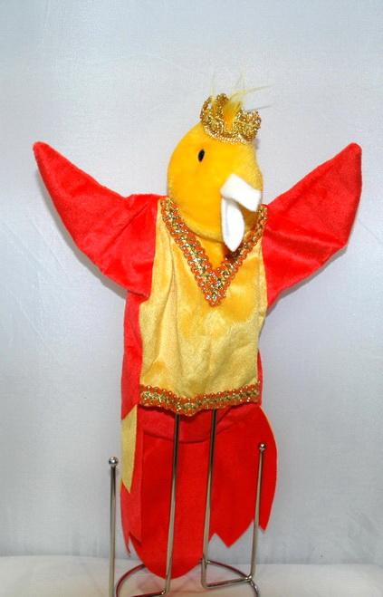 Жар - птица кукла - перчатка