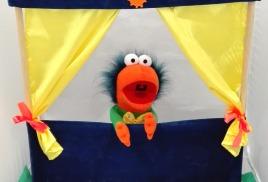 4. Ширмы для кукольного театра